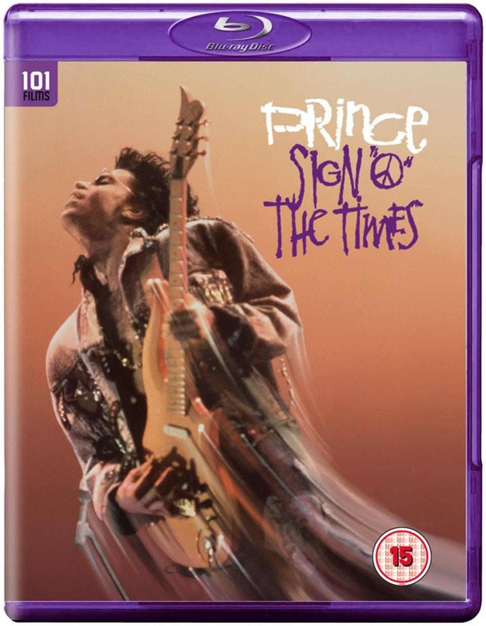 Prince: Sign 'O' the Times - 1