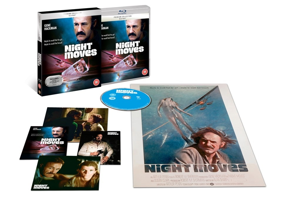Night Moves (hmv Exclusive) - The Premium Collection - 3