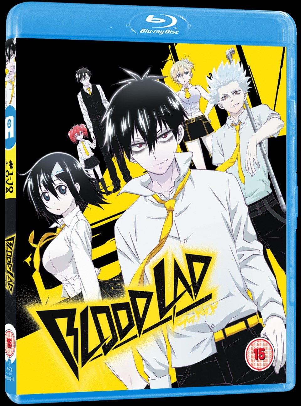Blood Lad: Complete Series - 1