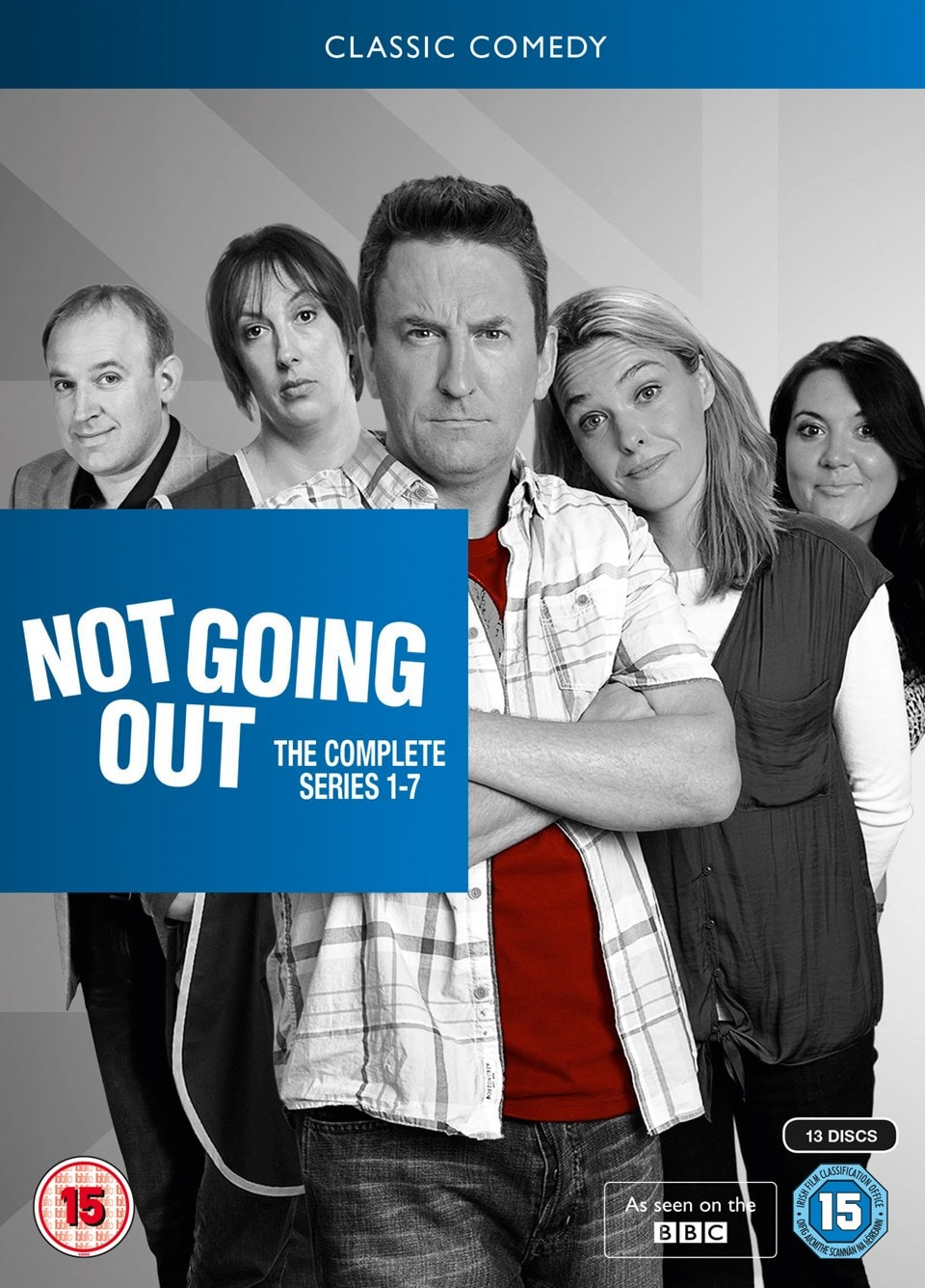Not Going Out: The Complete Series 1-7 (hmv Exclusive) - 1