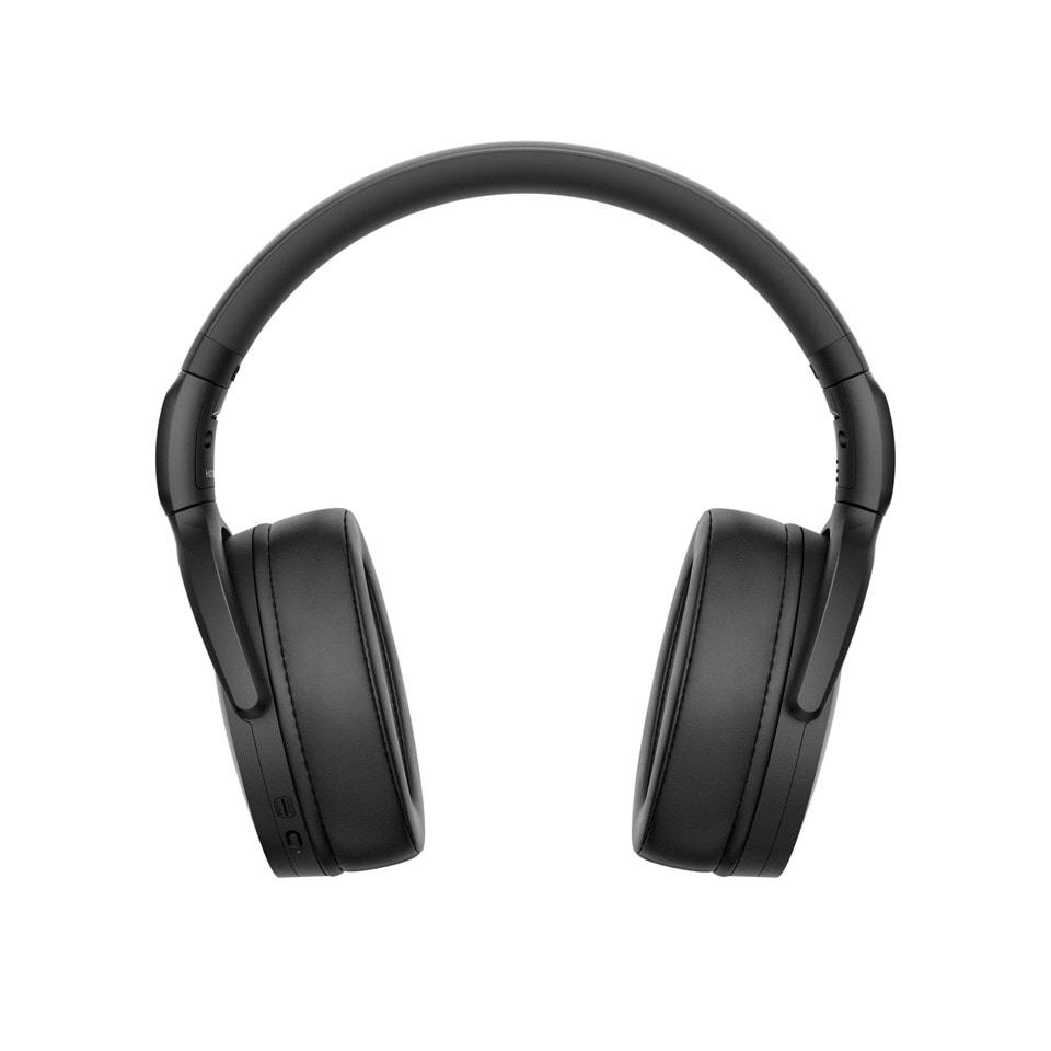 Sennheiser HD 350BT Black Bluetooth Headphones - 3