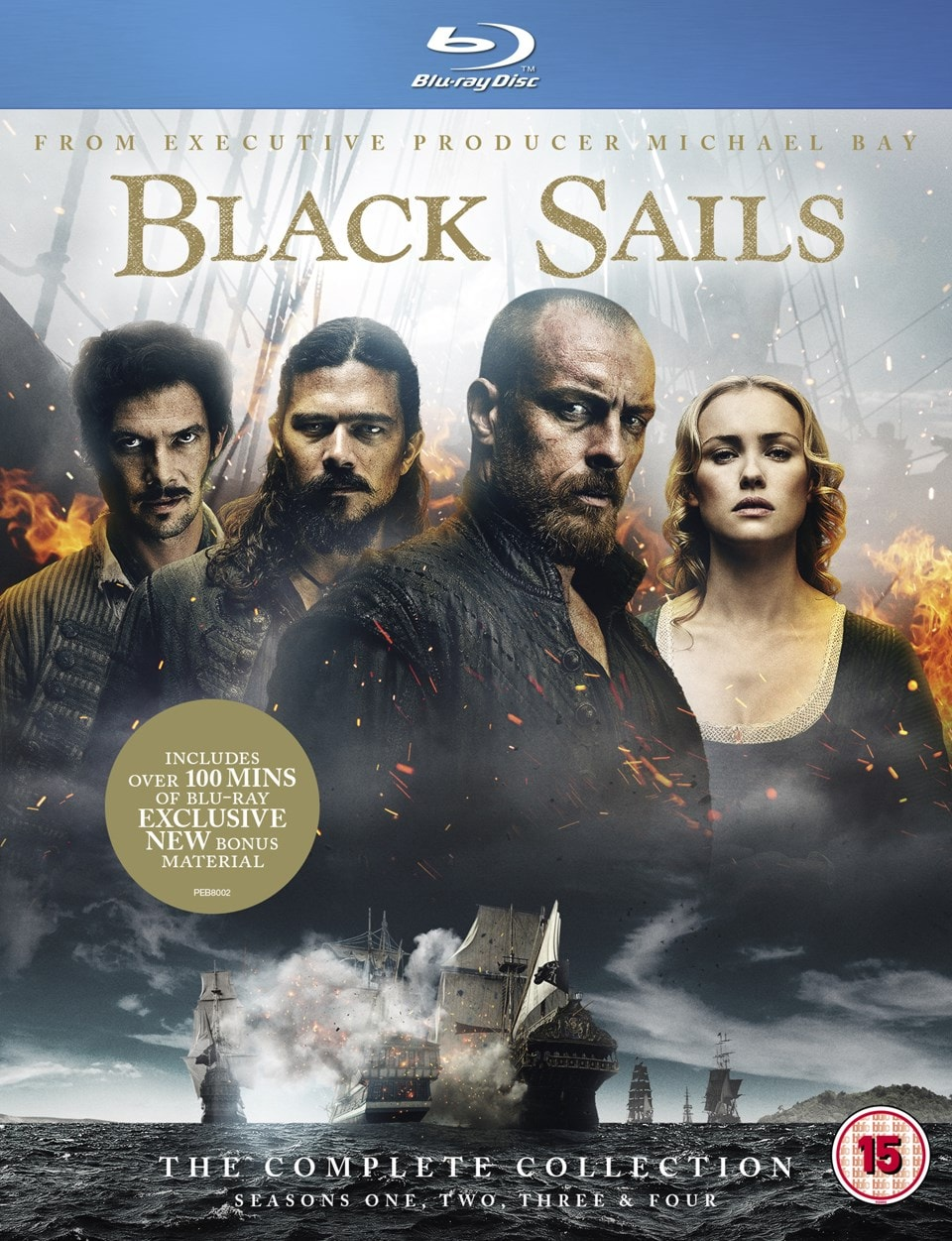 Black Sails: The Complete Collection - 1