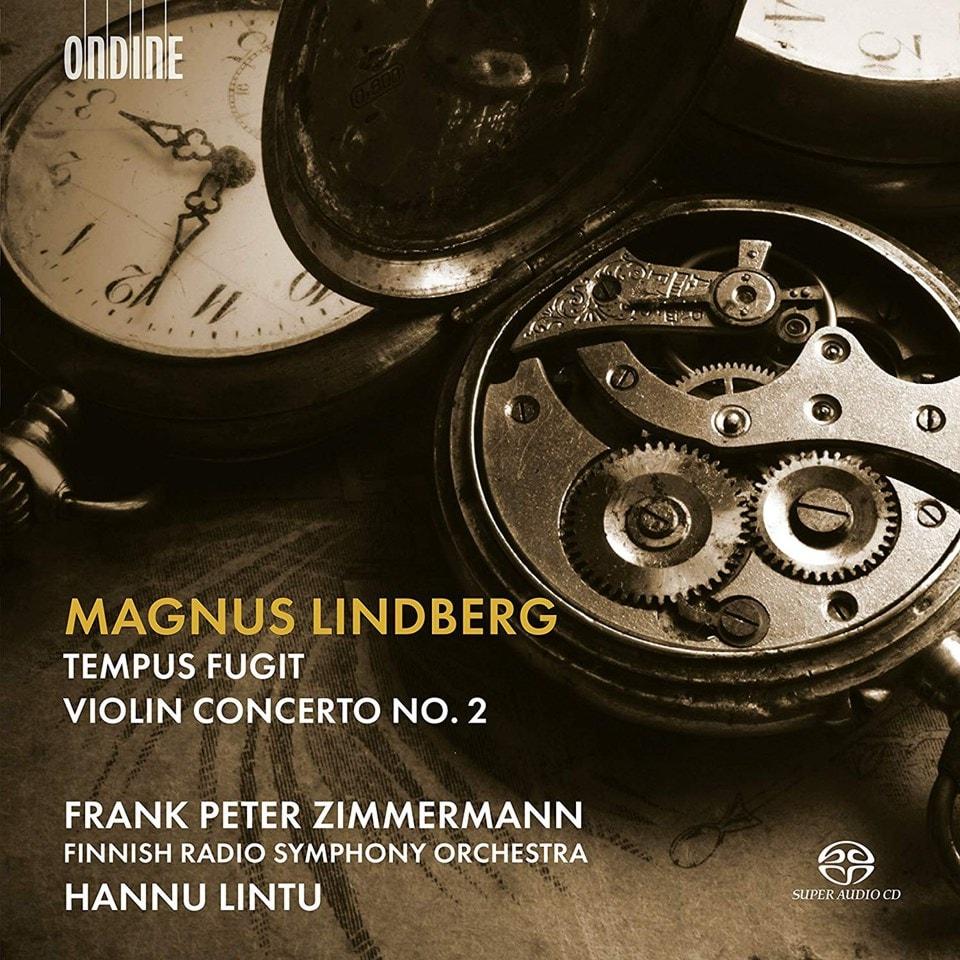 Magnus Lindberg: Tempus Fugit/Violin Concerto No. 2 - 1
