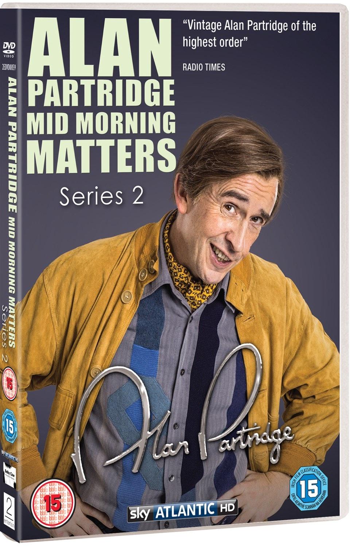 Alan Partridge: Mid Morning Matters - Series 2 - 2