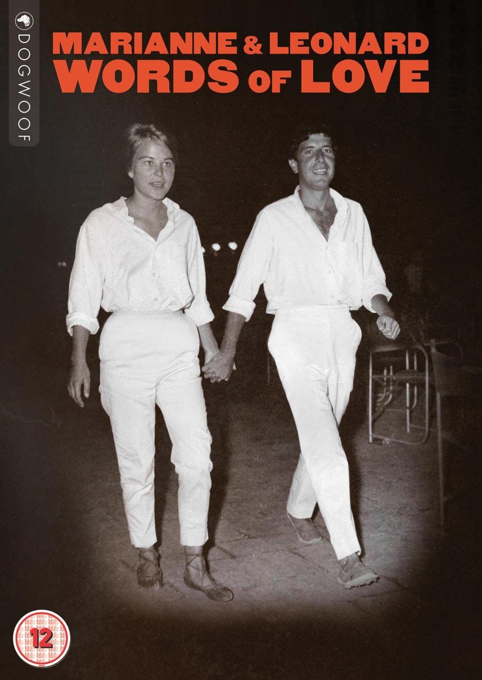 Marianne & Leonard - Words of Love - 1