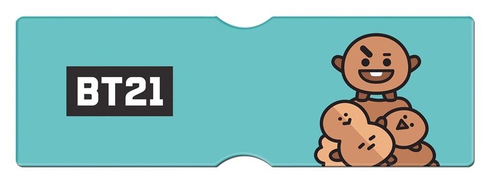 Card Holder BT21: Shooky - 2