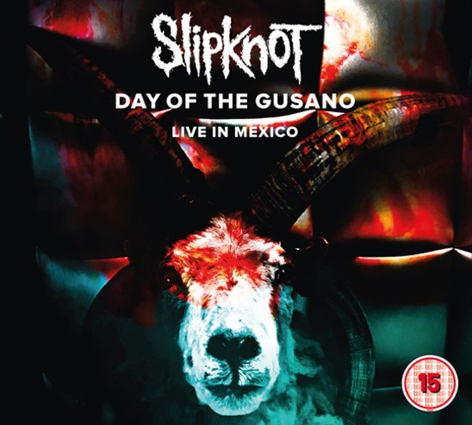 Slipknot: Day of the Gusano - Live in Mexico - 1