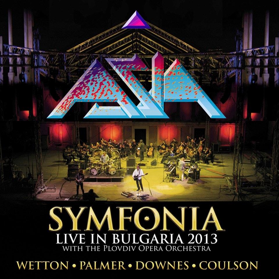 Symfonia: Live in Bulgaria 2013 - 1