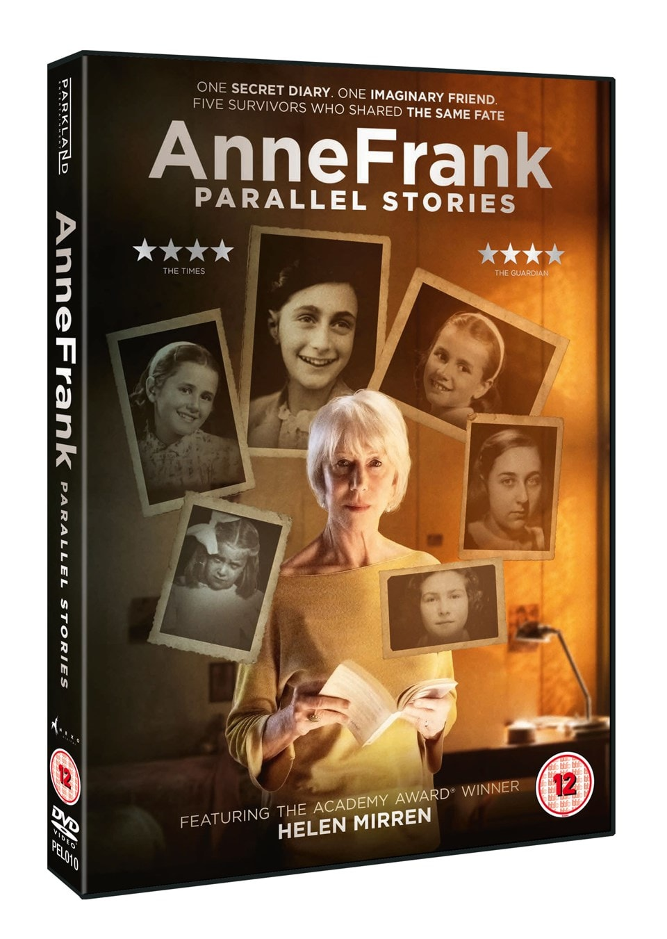 #AnneFrank - Parallel Stories - 2