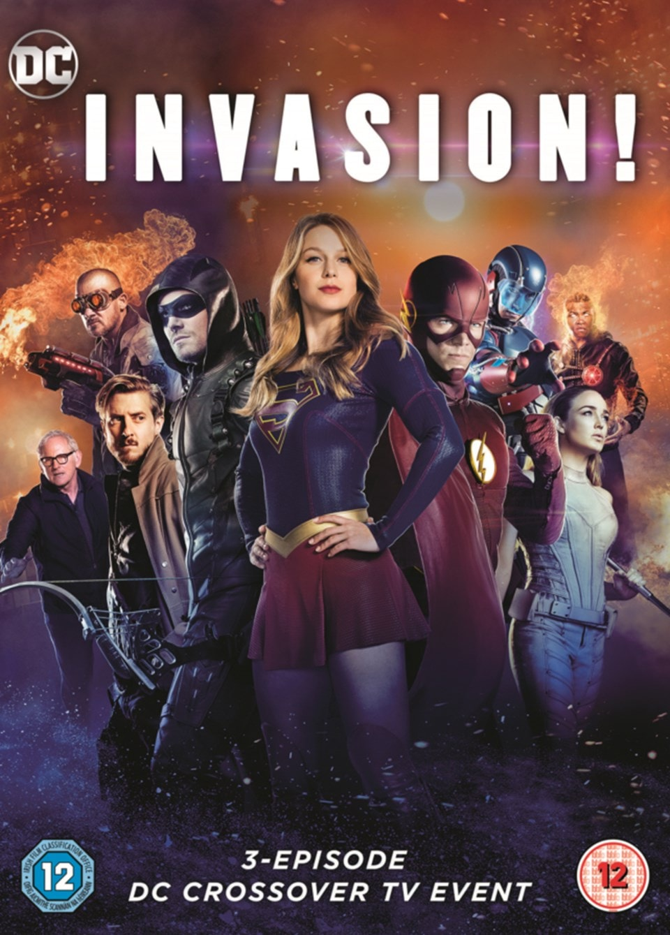 Invasion! - DC Crossover - 1