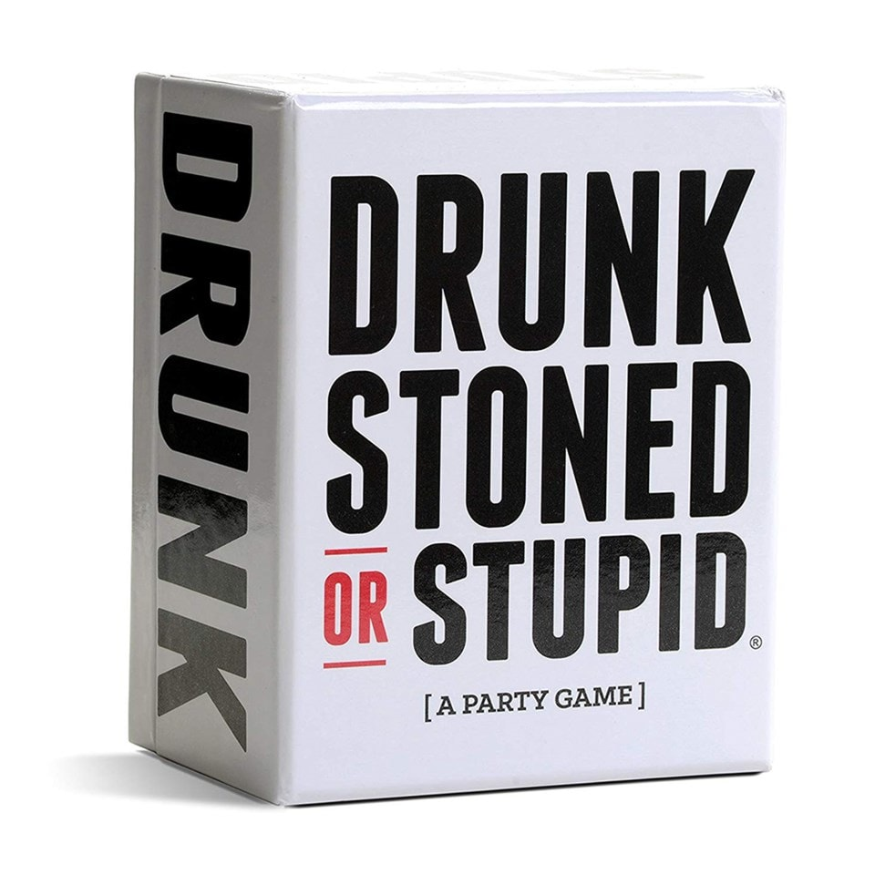 Drunk Stoned or Stupid - 1