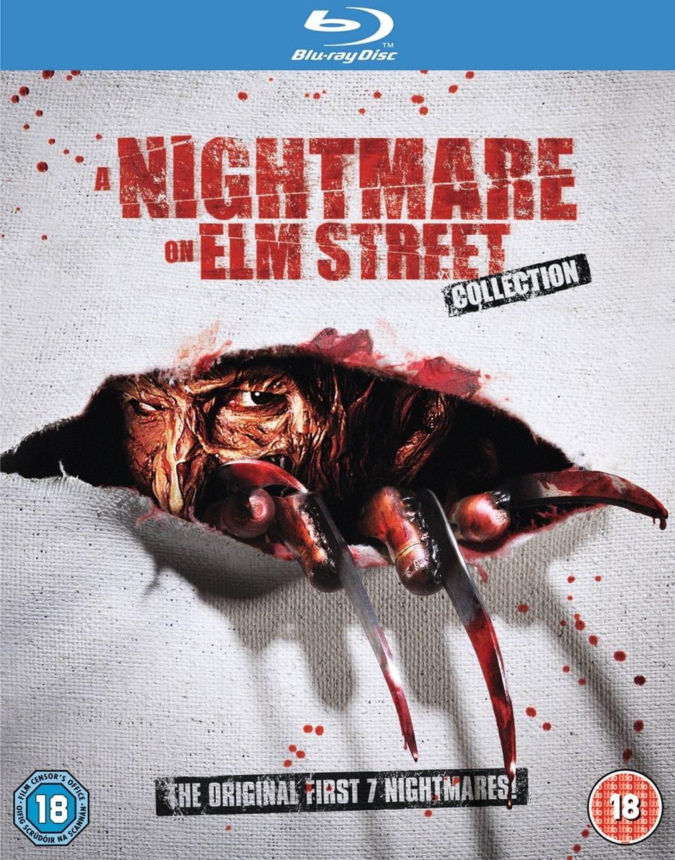 A Nightmare On Elm Street 1-7 - 1