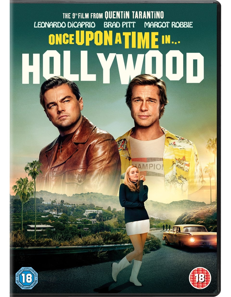 Once Upon a Time In... Hollywood - 1