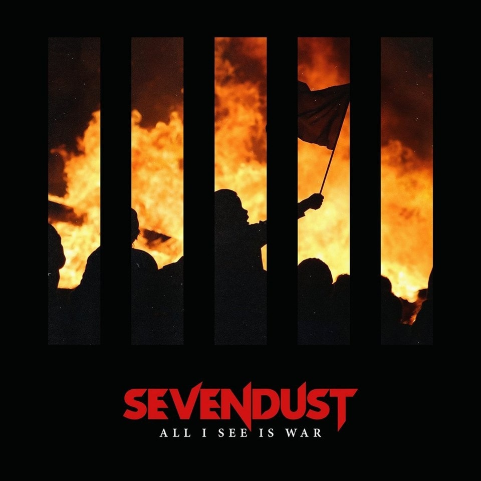 All I See Is War - 1