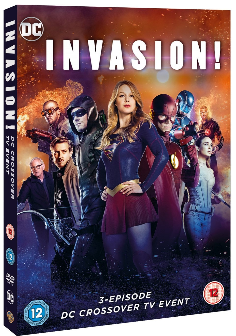 Invasion! - DC Crossover - 2