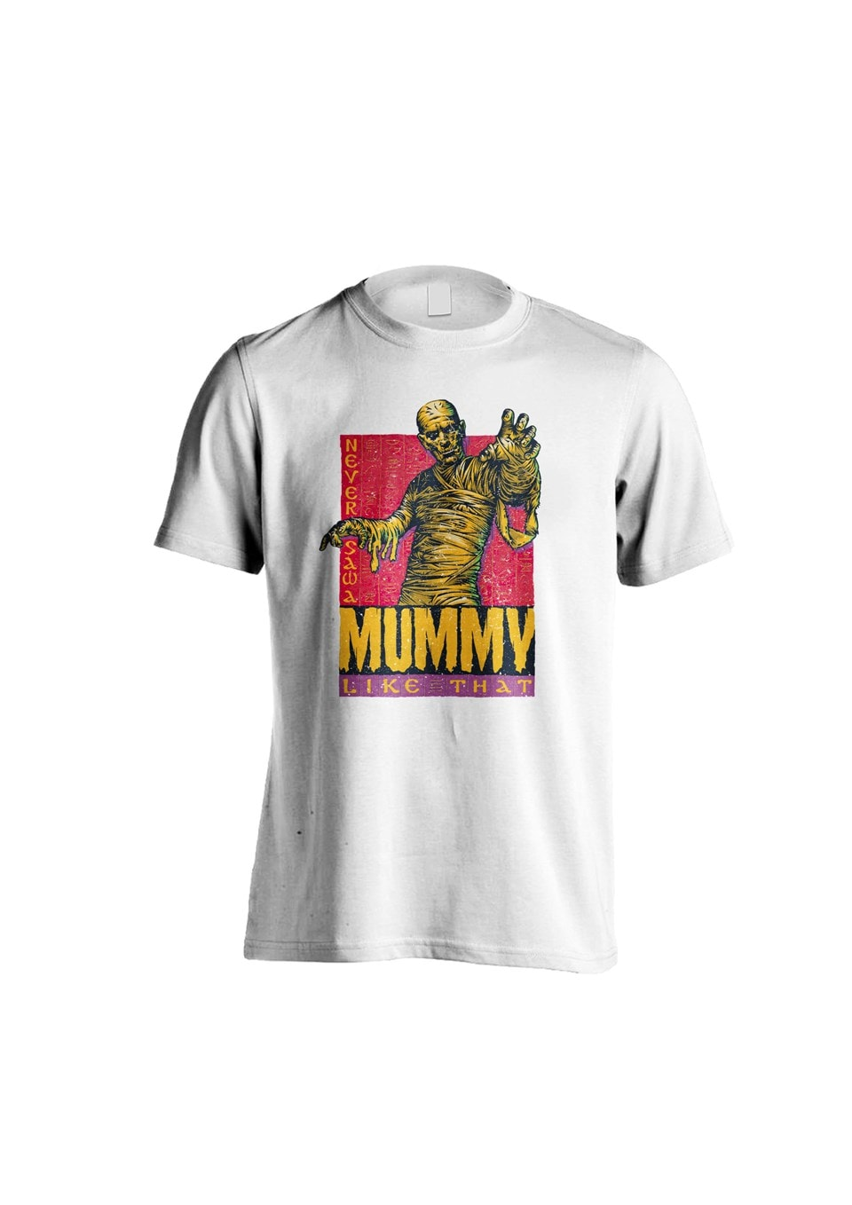 Universal Monsters Never Seen A Mummy (Large) - 1