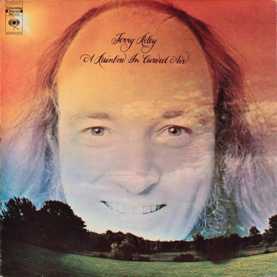 A Rainbow in Curved Air - 1