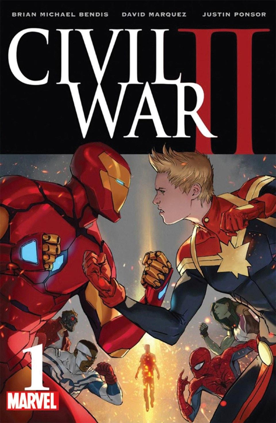 Civil War 2 - 1