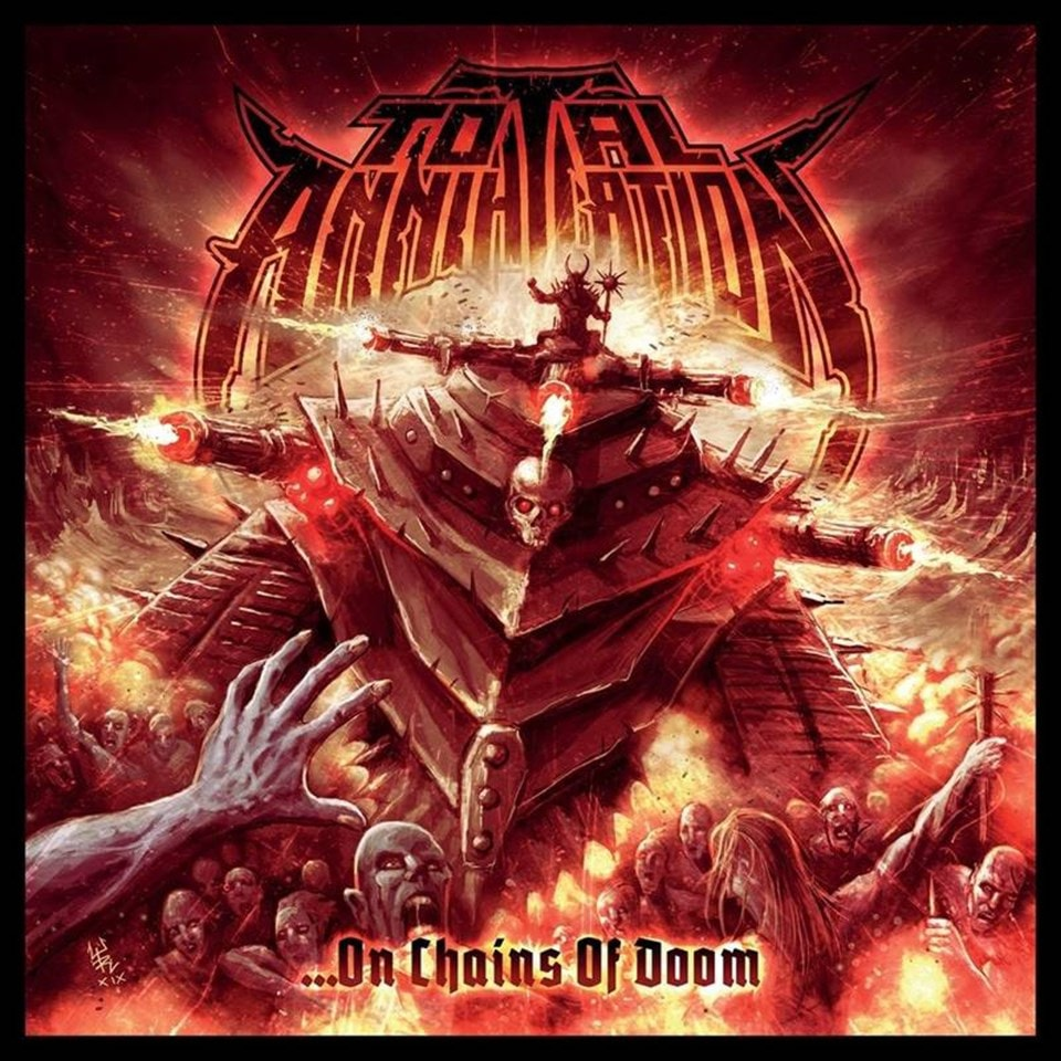 ...On Chains of Doom - 1