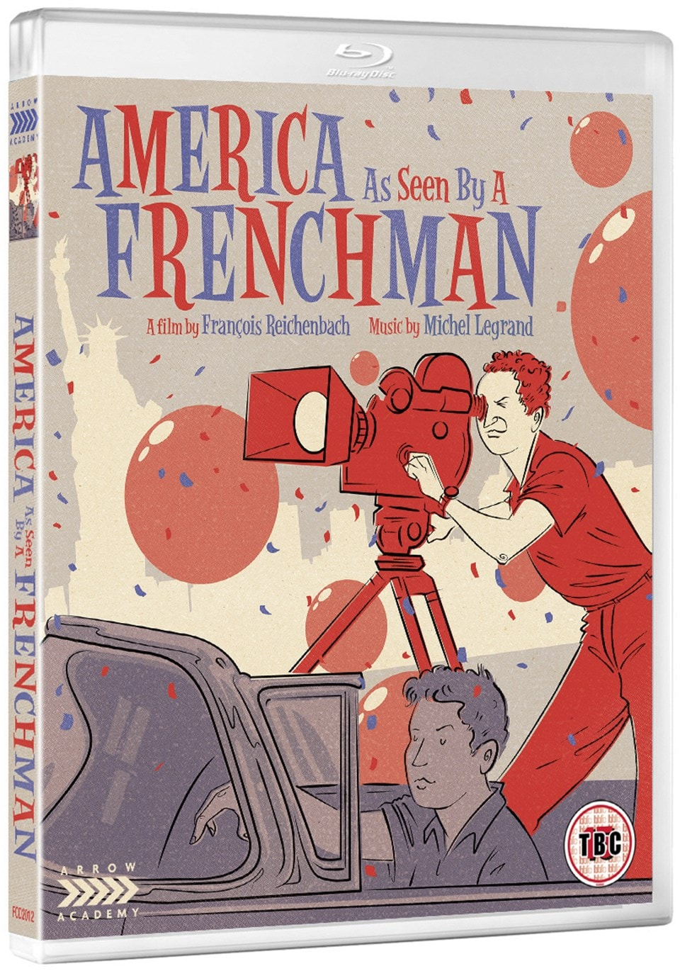 America As Seen By a Frenchman - 2