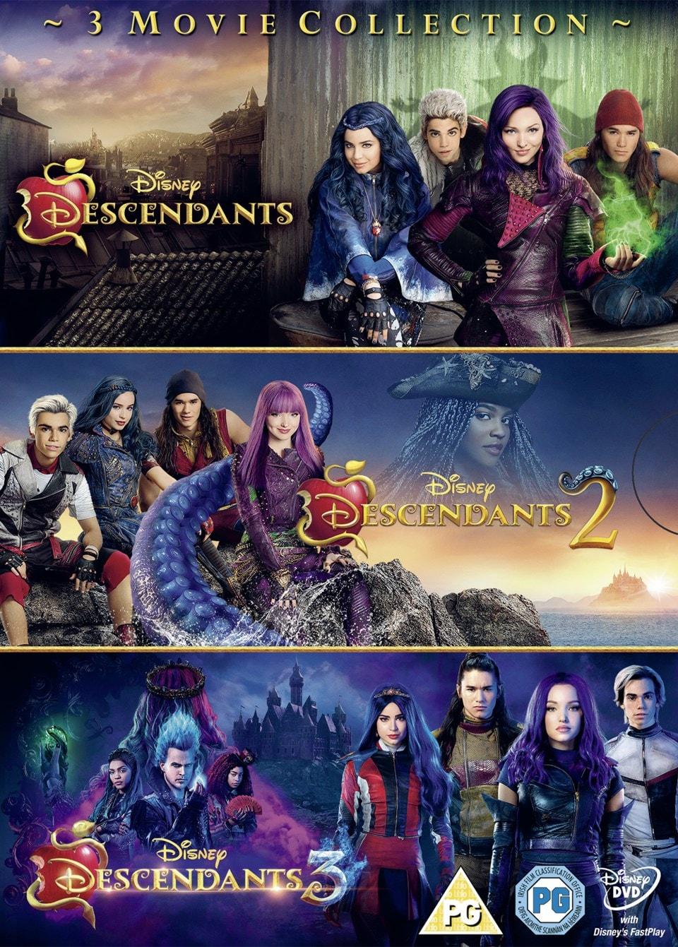 Descendants: 3-movie Collection - 1