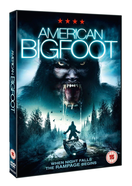 American Bigfoot - 2