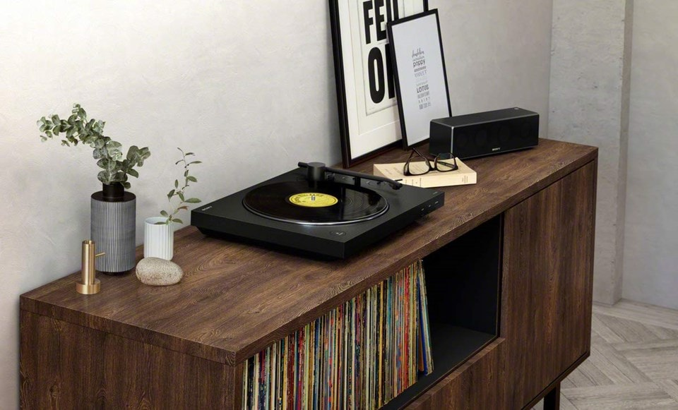 PSLX310BT Bluetooth Turntable - 5