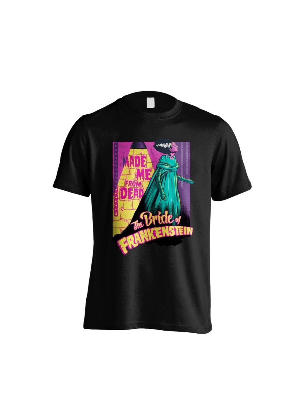 Universal Monsters Made Me Dead Frankenstein (Small) - 1