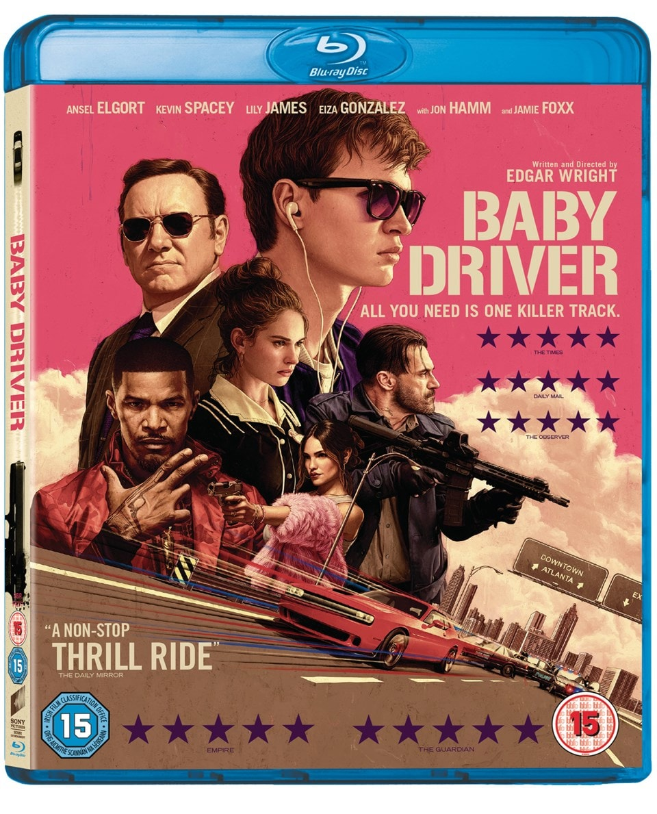 Baby Driver - 2