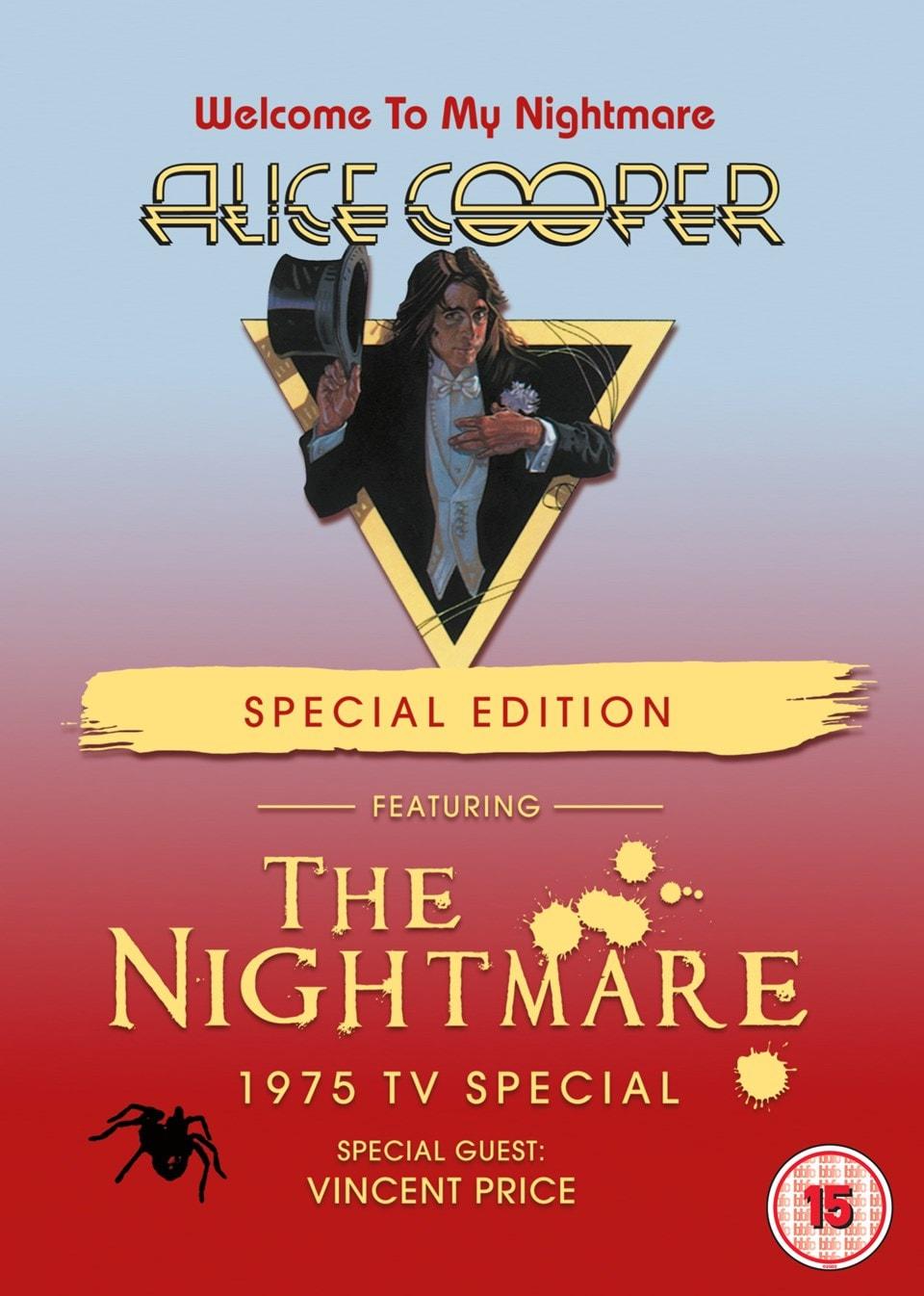 Alice Cooper: Welcome to My Nightmare/The Nightmare - 1