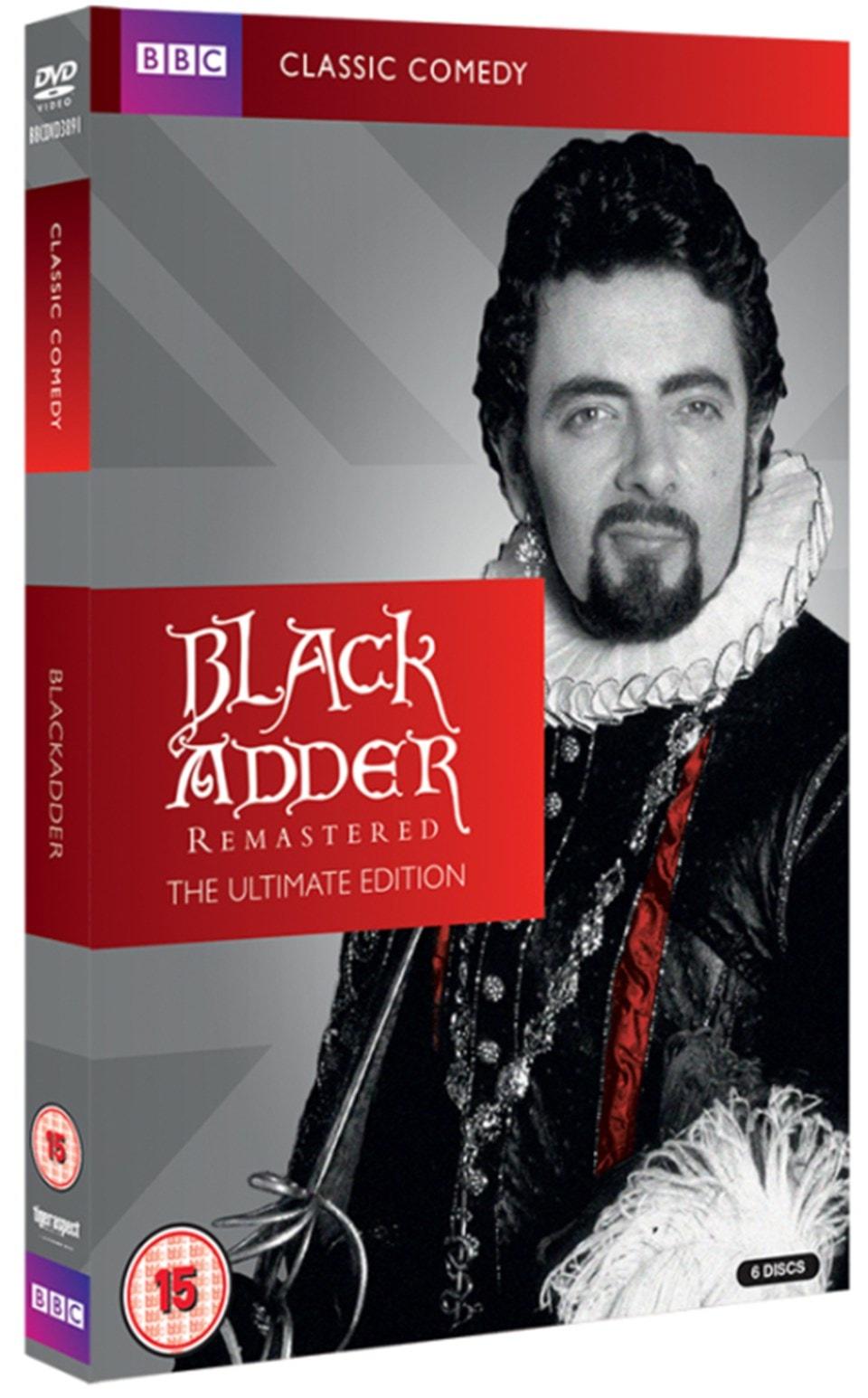 Blackadder: Remastered - The Ultimate Edition (hmv Exclusive) - 2