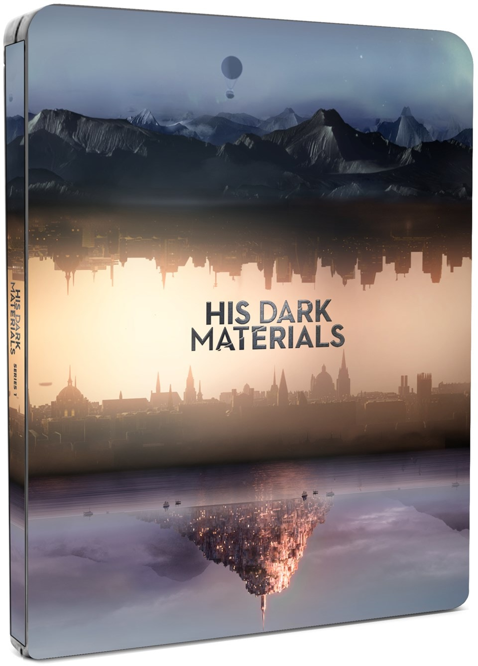 His Dark Materials: Season One (hmv exclusive) Limited Signed Art Card - 1