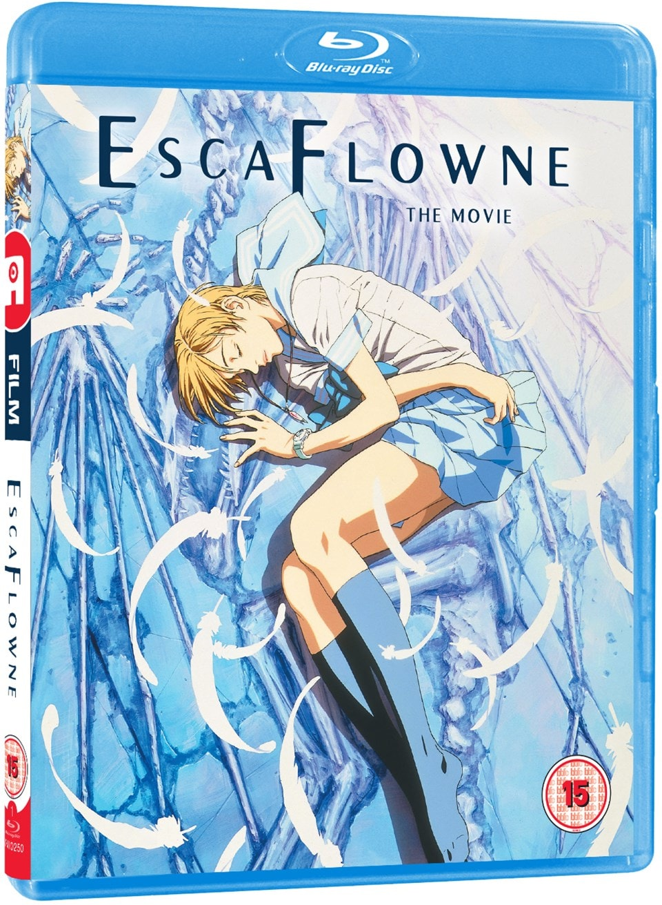 Escaflowne: The Movie - 1