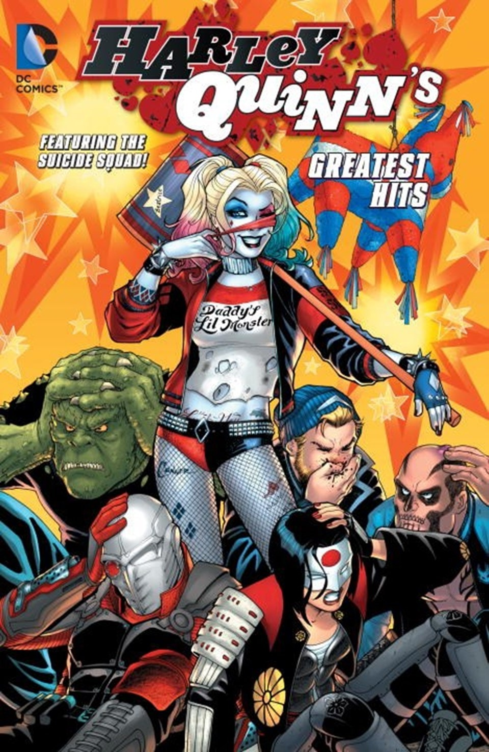 Harley Quinn: Greatest Hits - 1