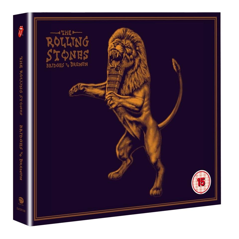 The Rolling Stones: Bridges to Bremen - 1