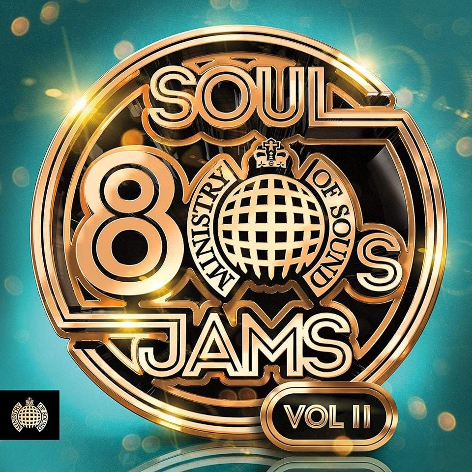 80s Soul Jams - Volume II - 1