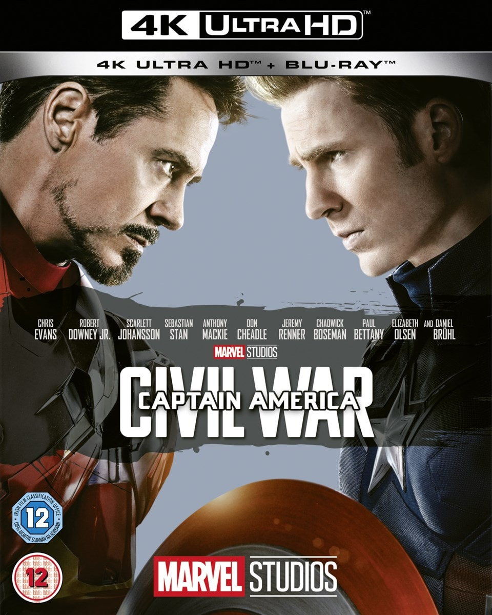 Captain America: Civil War - 1