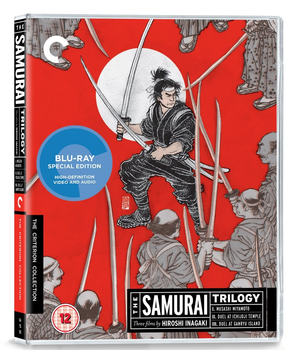 The Samurai Trilogy - The Criterion Collection - 2