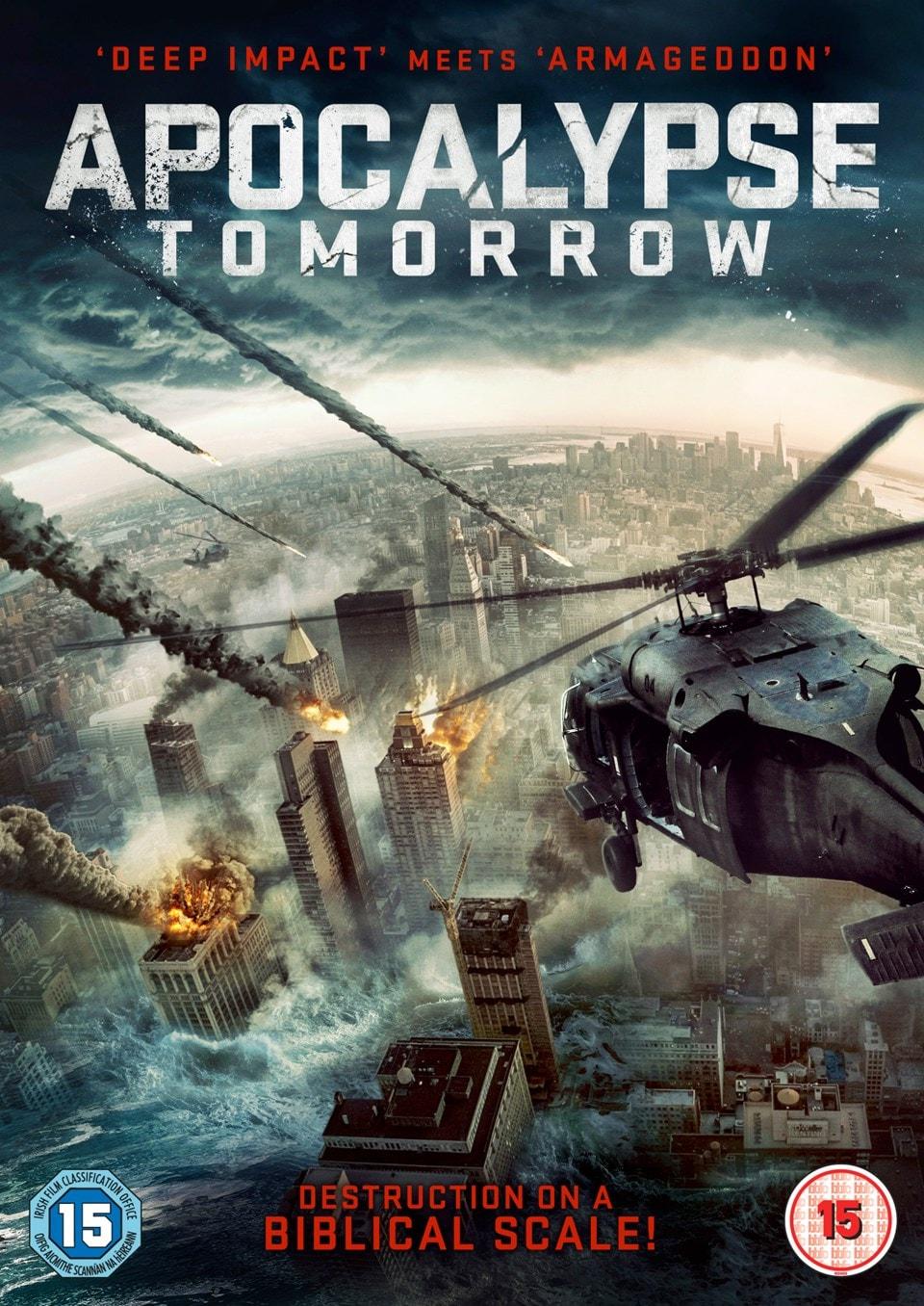 Apocalypse Tomorrow - 1